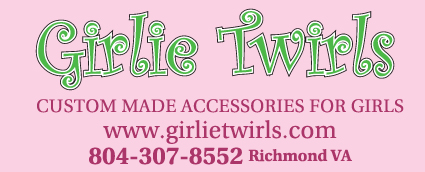 Girlie Twirls Custom Accessories of Girls Richmond VA