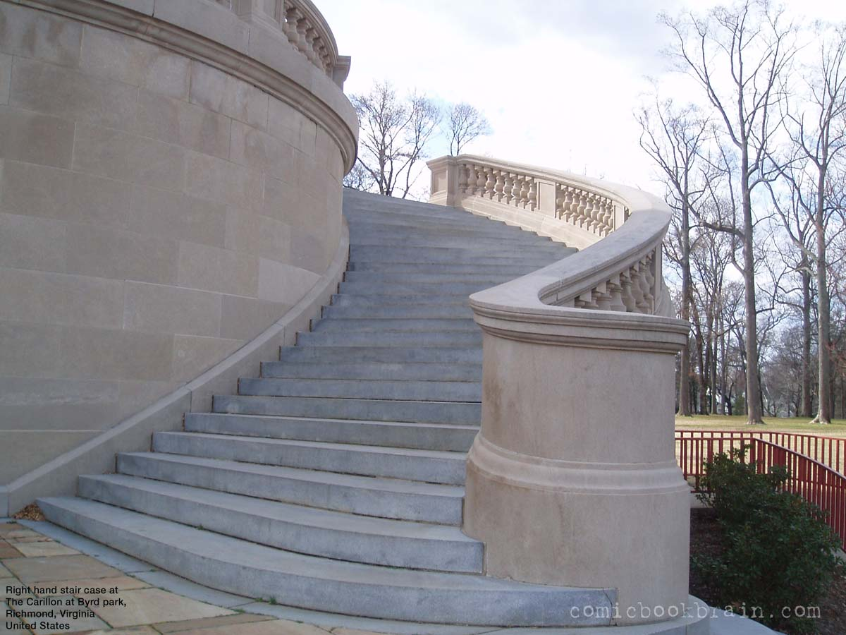Carillon Stairs